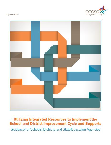 Utilizing Integrated Resources to Implement the School and District Improvement Cycle