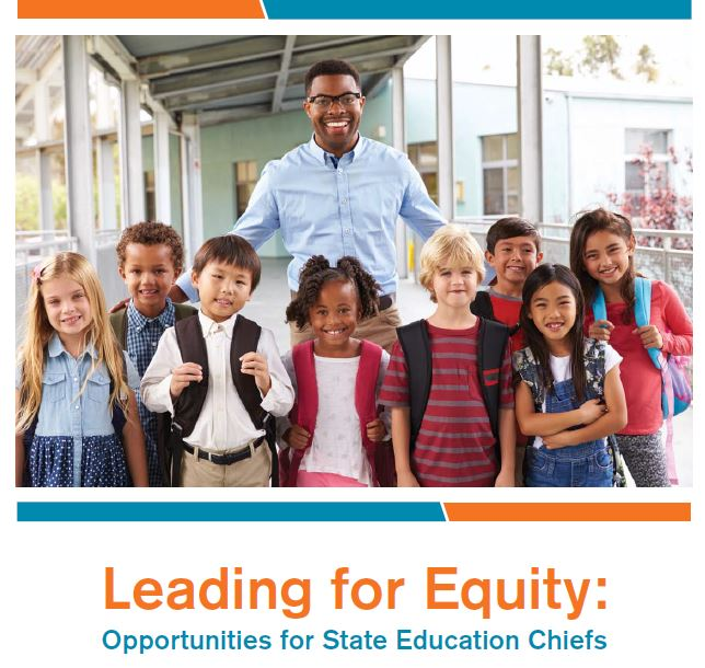 Image of leading for equity cover