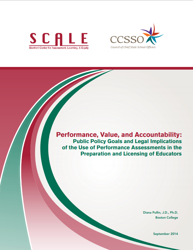 Performance Value & Accountability Cover