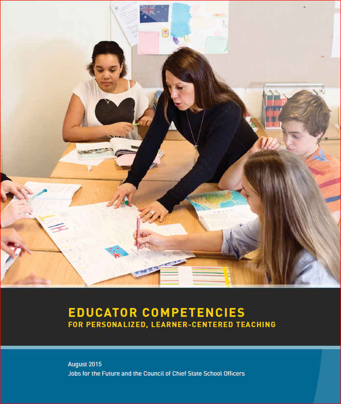 Educator Competencies for Personalized, Learner-Centered Teaching