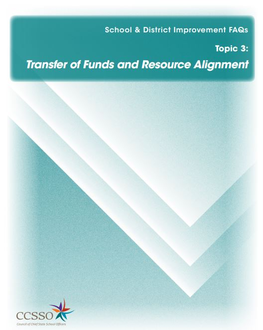 SDI FAQ 3. Funding Sources and Alignment