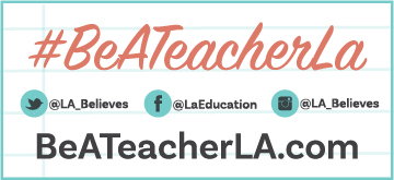 Image of LA teacher campaign