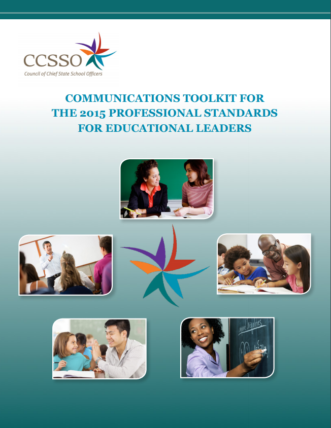 Communications Toolkit for 2015 Model Principal Supervisor Professional Standards