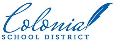 Colonial School District logo