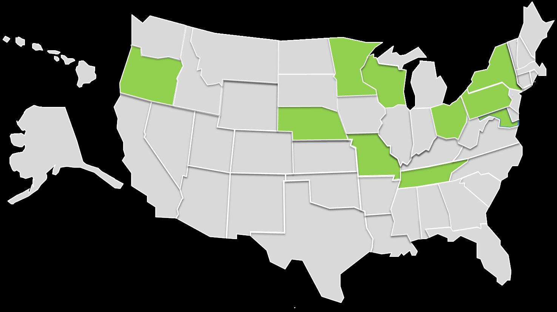 Image of ELLC Map