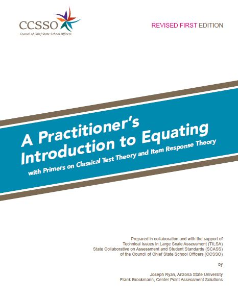 Practitioner's Guide to Equating Title