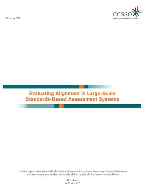 Evaluating Alignment in Large-scale Systems