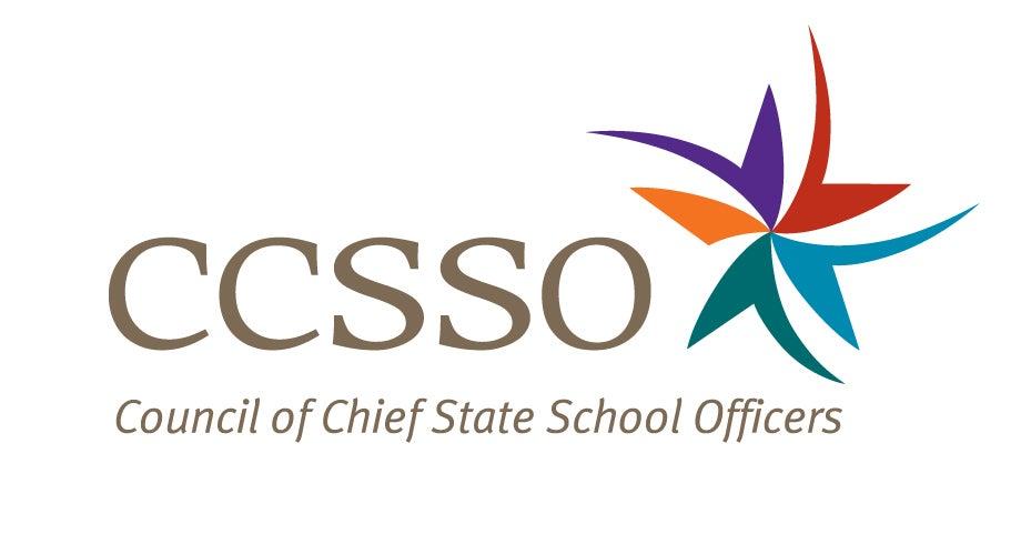 Image of of CCSSO logo