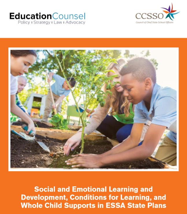 Resource cover; children gardening