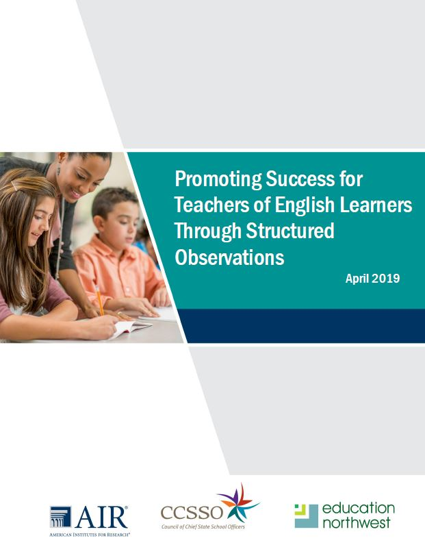 Promoting Success for Teachers of English Learners cover