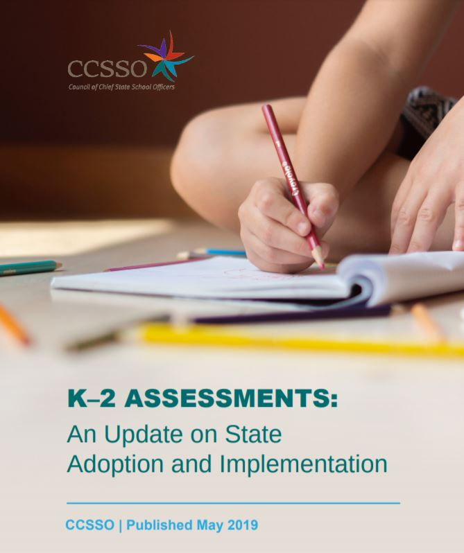 K-2 Assessments Cover