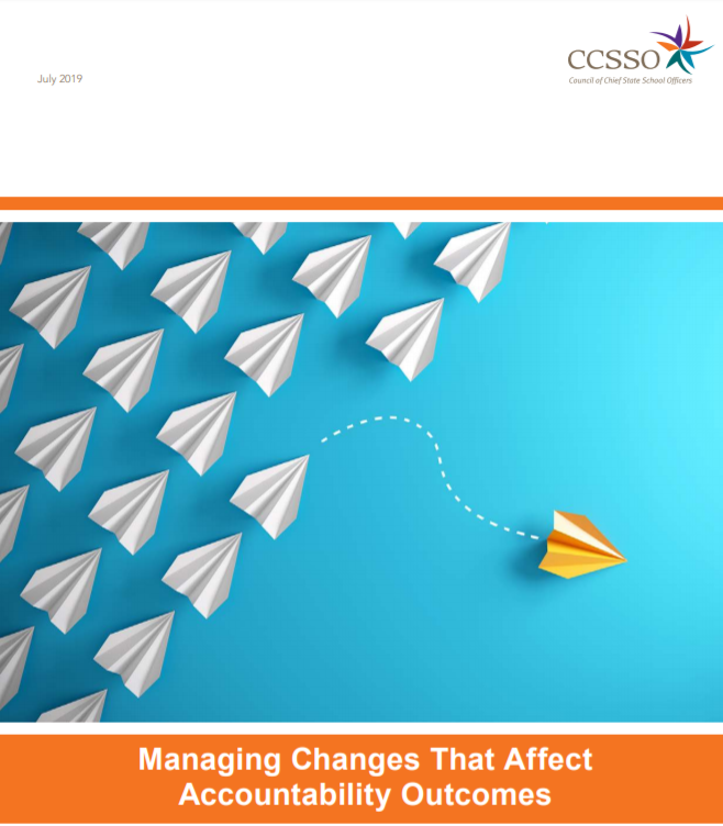 Managing Change Title Page