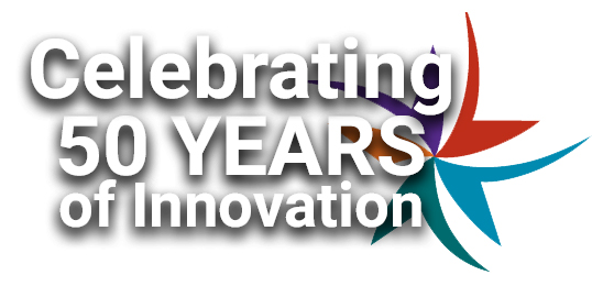 Celebrating 50 Years of Innovation