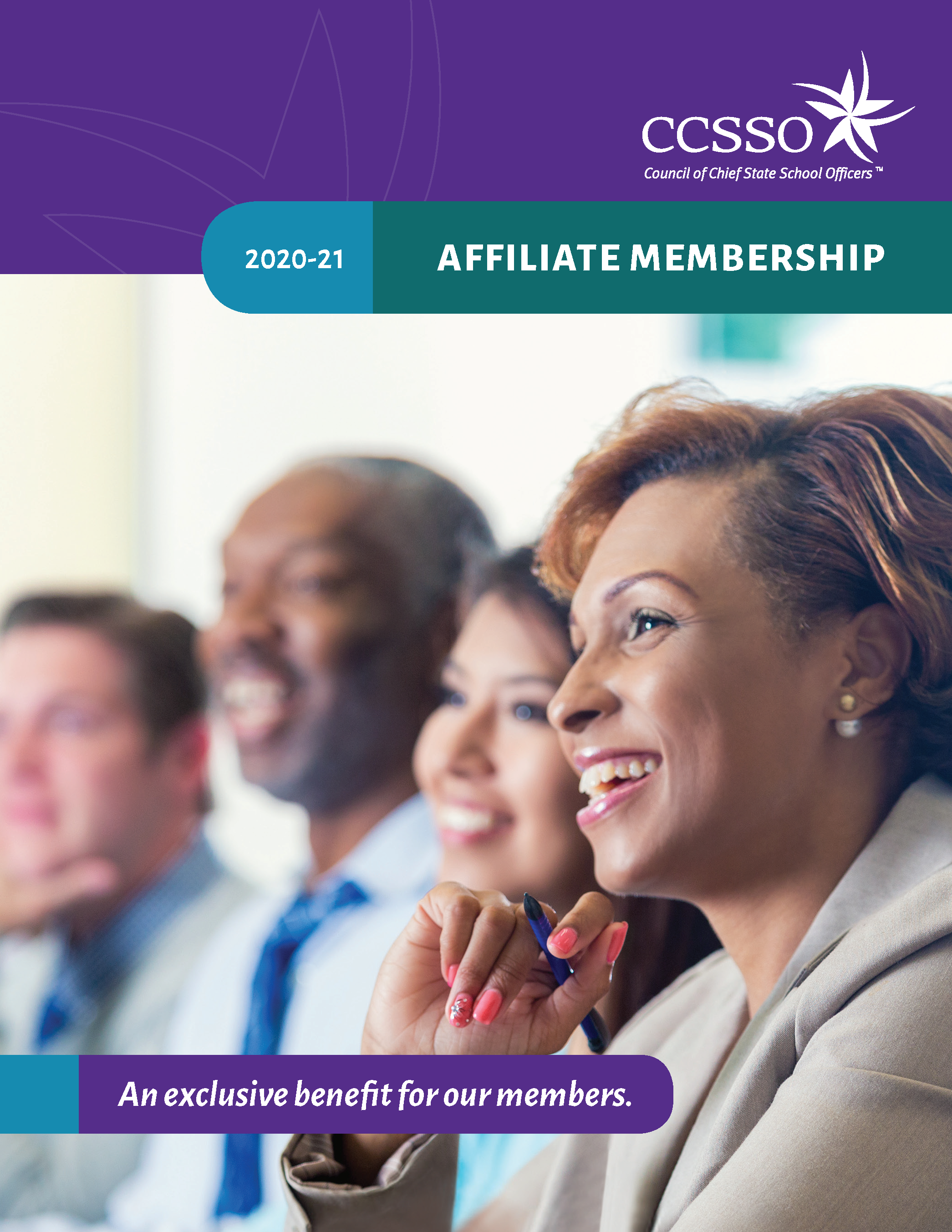 Affiliate Cover Page