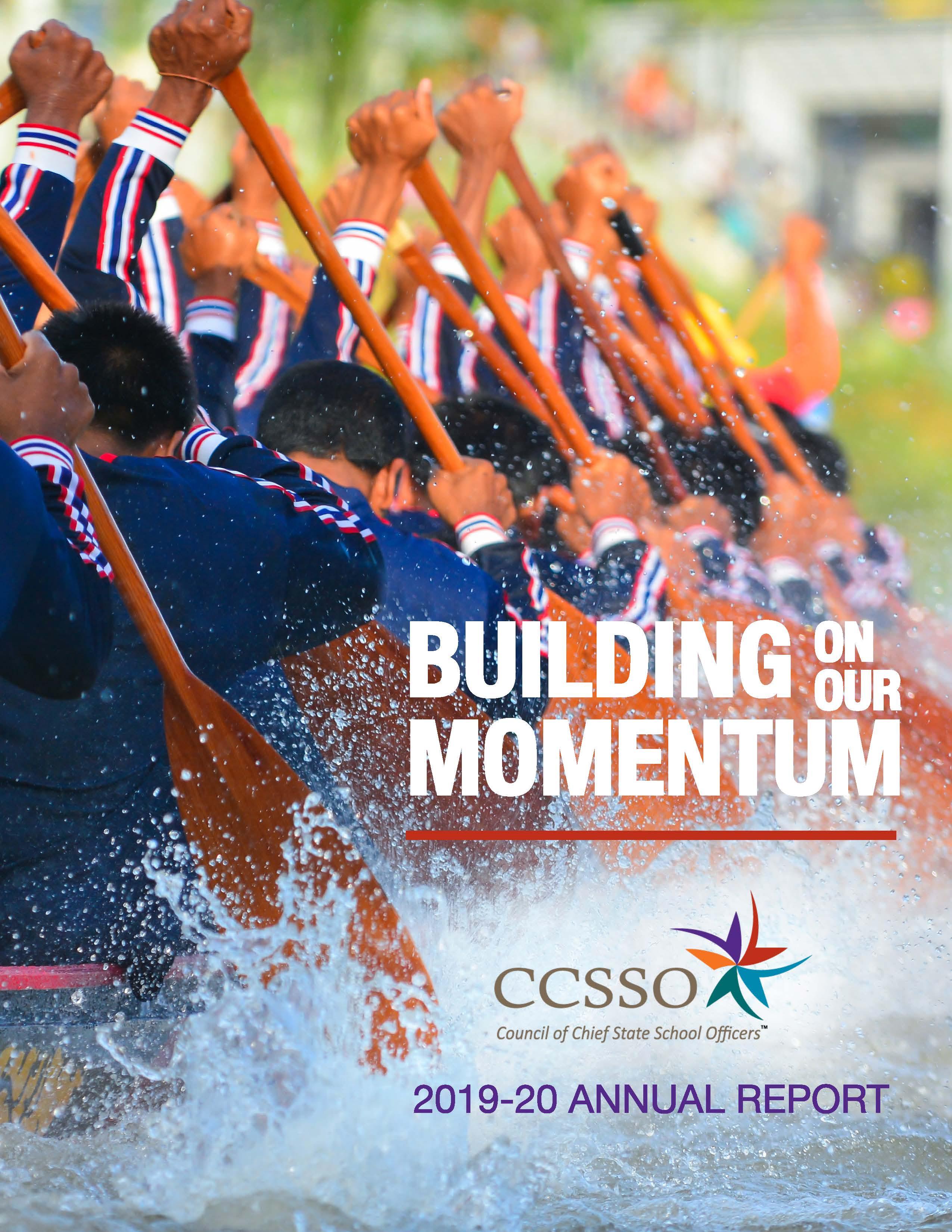 CCSSO 2019-2020 Annual Report