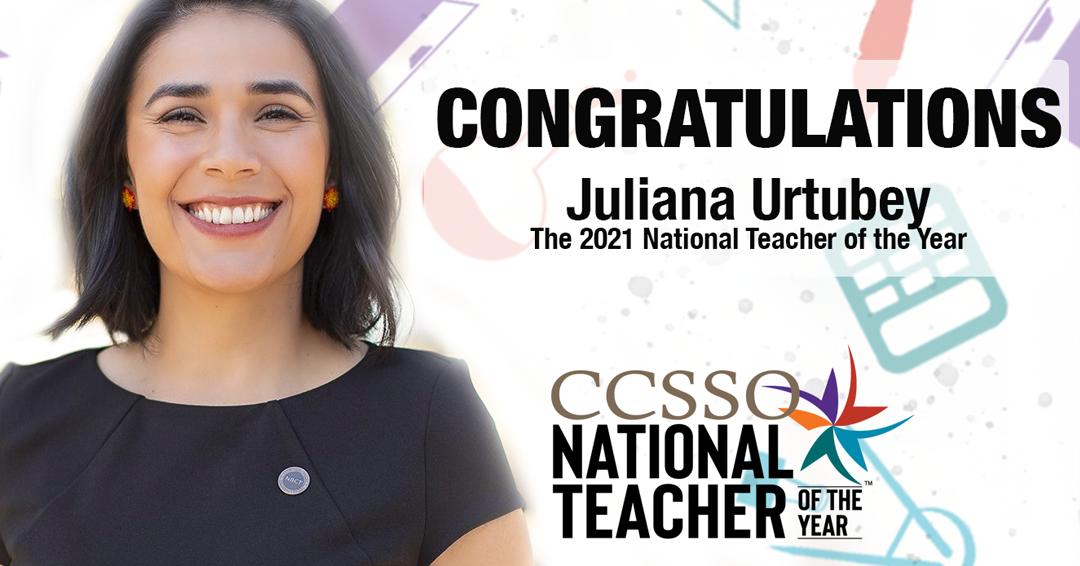 Congratulations Juliana