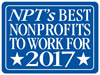 NPT''s Best Nonprofits To Work For 2017 Award