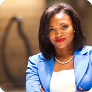 Simintha Esson, chief development officer