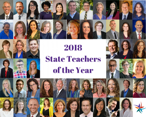 Image of 2018 teachers